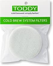 Filtro de Feltro para Brew System TODDY Branco