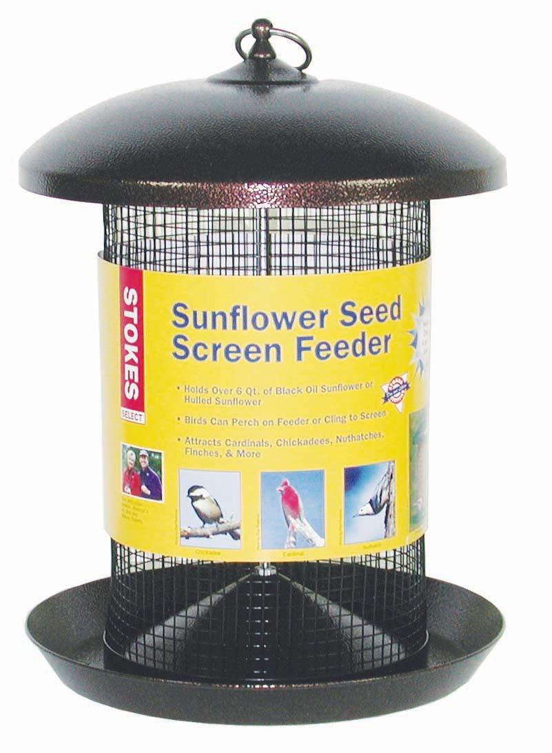 Stokes Select Sunflower Perching Capacity