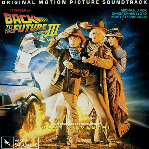 """Main Title (From """"Back To The Future Part III"""")"""