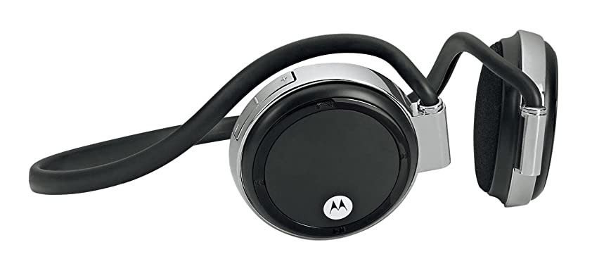 おシュリンク風味【国内正規品】 MOTOROLA Bluetooth ワイヤレスステレオヘッドセット MOT-S305BK