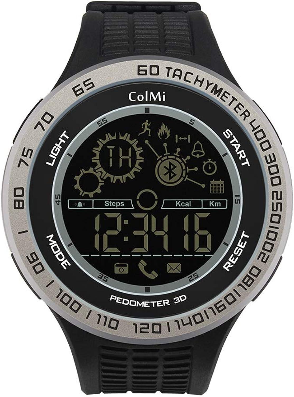 FYK&&SW Intelligente Uhr Sport Smart Watch King Kong Wasserdicht IP68 Erinnerung Ultra Lange Standby-Schwimmen Smart Watch-in