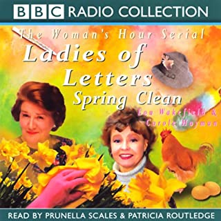 Ladies of Letters Spring Clean Titelbild