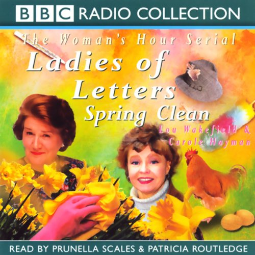 Ladies of Letters Spring Clean cover art