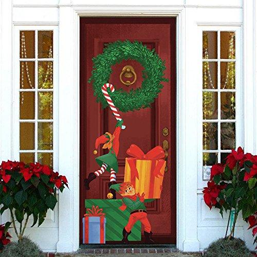 Door Decors: Christmas Decoration For Door: Amazon.com