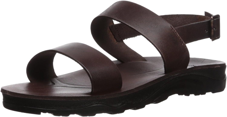 Jerusalem Sandals Men's Golan Molded Footbed Sandal