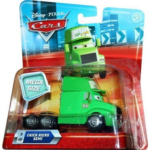 Disney Cars N8479 Chick Hicks Semi Truck Mega Size