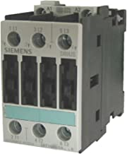 Siemens 3RT1026-1AM20 3 pole Contactor, 25 AMP, 15 H.P. @ 460 volt 3 Phase with 230v50Hz/240v60Hz AC coil