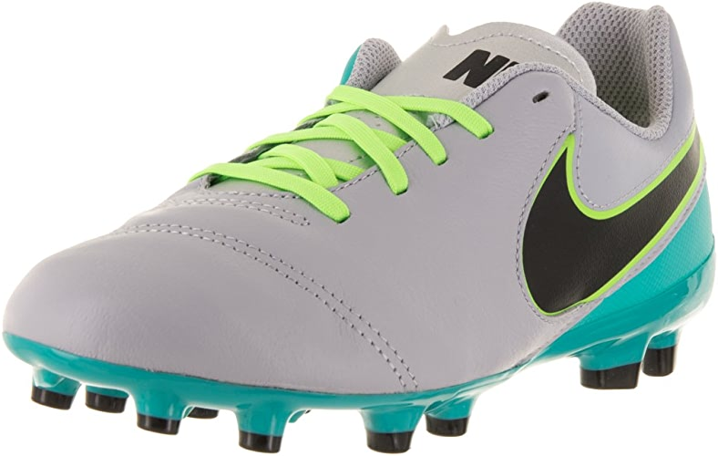 Nike Jr Tiempo Legend VI FG Chaussures de Football Garçon