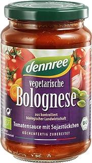 dennree Bio Vegetarische Bolognese 6 x 350 gr