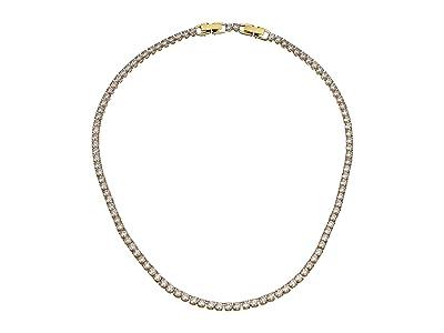 Swarovski Tennis Deluxe Necklace (CZ White) Necklace