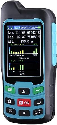 beva Handheld GPS GLONASS Beidou longitud y la superficie Medición de Distancia Medir Meter de cálculo, GPS Esfera &, cifra Track multifuncional instrumento de medida