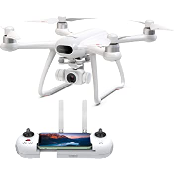 Potensic Dreamer Drones with Camera for Adults and Teenager 4K, 31Mins Flight 2Hrs Charge, GPS RC Quadcopter with Brushless Motors, Auto Return, Altitude Hold, Follow Me, 5.8G WiFi, Long Control Range