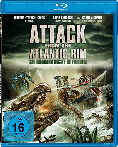 Attack from the Atlantic Rim - Sie kommen nicht in Frieden