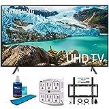 "Best 60 Inch TVs - Samsung 58"" RU7100 LED Smart 4K UHD TV Review"