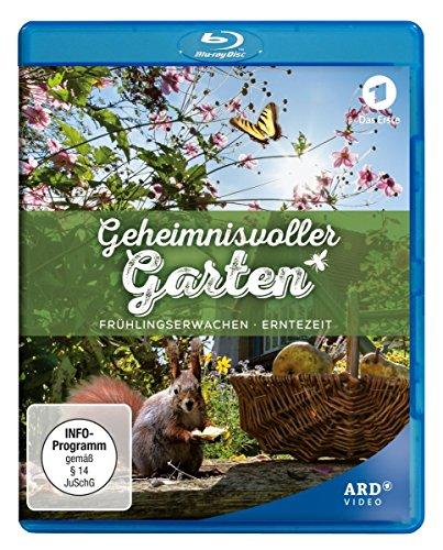 Geheimnisvoller Garten (Frühlingserwachen - Erntezeit) [Blu-ray]