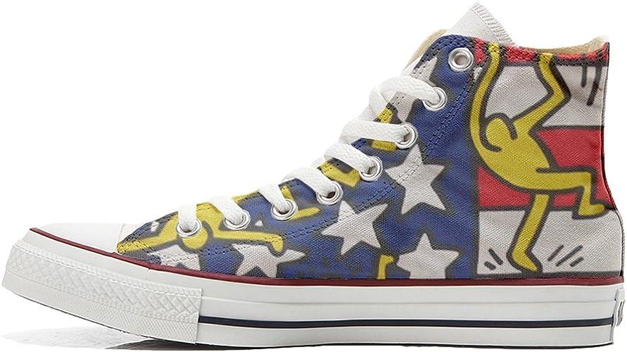 Scarpe Converse All Star Alte personalizzate (scarpe artigianali ...