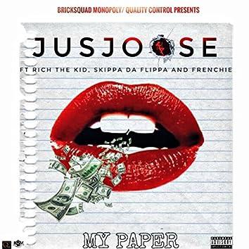 My Paper (feat. Frenchie, Rich the Kid, Greeno Cash, Skippa Da Flippa & DJ Faded)