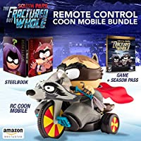 South Park: The Fractured but Whole Remote Control Coon Mobile Bundle - PlayStation 4 - Imported