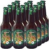 Sevebrau - Pack 12 Cervezas Artesanales variedad IPA Ex 1 Ipa Seveboris 33 cl