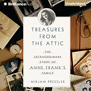 Treasures from the Attic cover art