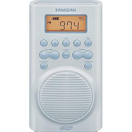 Sangean SG-100 Waterproof Shower Radio