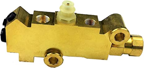 A-Team Performance Proportioning Valve Disc/Drum Compatible with 1974-1980 International Scout 2 II