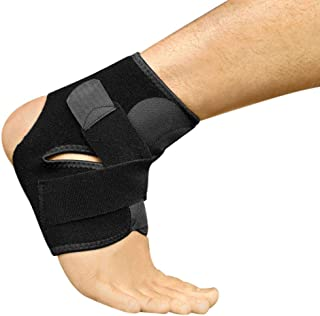 Breathable Neoprene Ankle Support Ankle Brace for Sprained Ankle (Black Color)