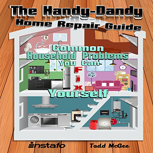 The Handy-Dandy Home Repair Guide  By  cover art