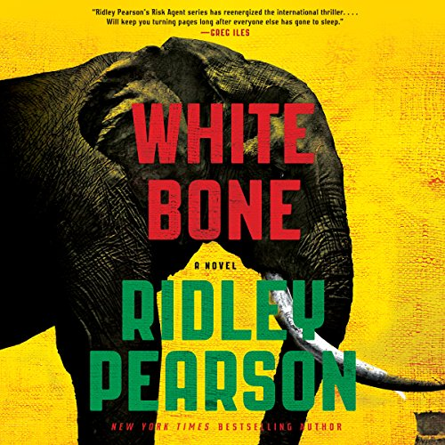 White Bone audiobook cover art