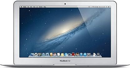 Apple MacBook Air MD711LL/B 11.6in Widescreen LED Backlit HD Laptop, Intel Dual-Core i5 up to 2.7GHz, 4GB RAM, 128GB SSD, HD Camera, USB 3.0, 802.11ac, Bluetooth, Mac OS X (Renewed)