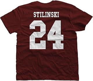 KiarenzaFD Maglietta T-Shirt Lacrosse Beacon Hills Stilinski McCall Serie TV