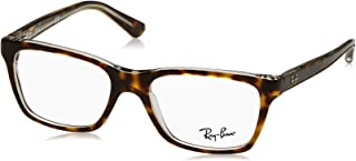 Óculos de Grau Ray Ban Junior Ry1536 3602/48 Tartaruga/transparente