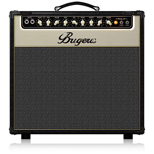 Behringer V55 Bugera Gitarrenverstärker mit Lautsprecher (1x 30 cm, 12 Zoll, 55 Watt)