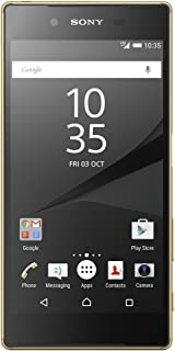 Sony Xperia Z5 Dual E6633 Unlocked Quad Band Android Phone (Gold)