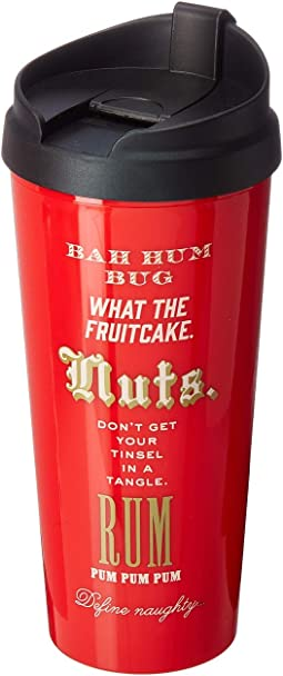 Bah Hum Bug Thermal Mug