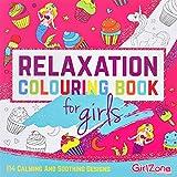 Cadeau Fille - Livre De Coloriage - Zen, Relaxation - 114 Jolies Illustrations - Coloriage Enfant, Filles - Livre Coloriage Enfants - Antistress - 4 à 11 Ans