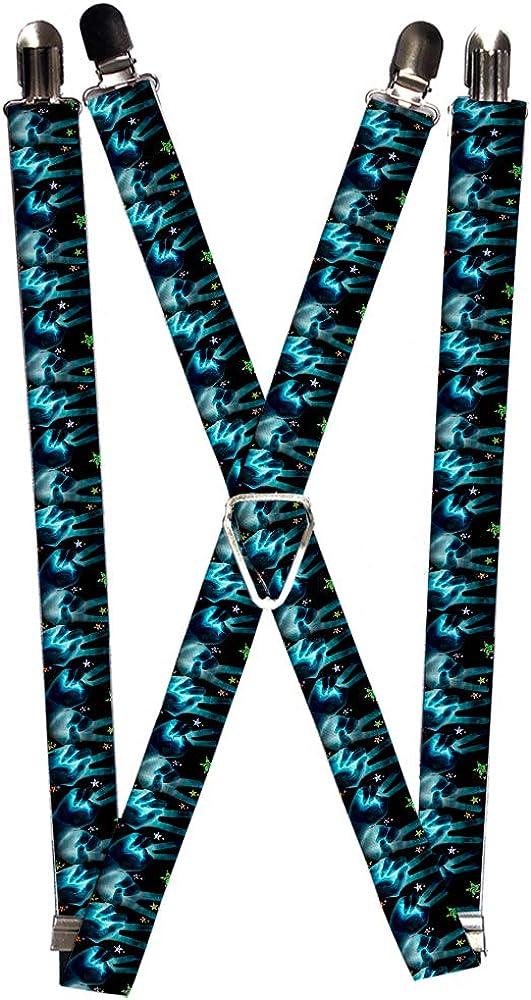 Buckle-Down Suspender - Peace
