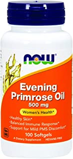 NOW Solutions Evening Primrose Oil 500 mg,100 Softgels