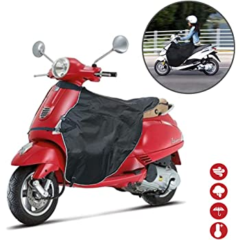 /Tablier Couvre-Jambes imperm/éable pour Scooter Vespa GT//GTS//GTV Tucano Urbano Termoscud R154/