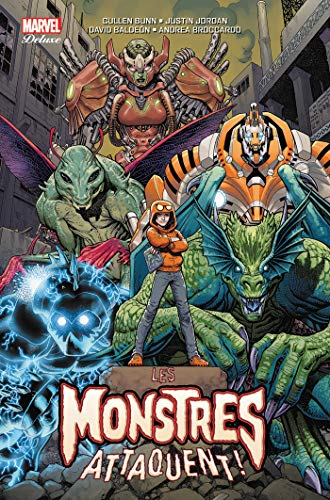 Les Monstres Attaquent ! Tome 2