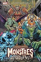 Les Monstres Attaquent ! Tome 2 - Le Cheminement de Cullen Bunn