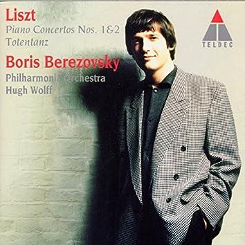 Liszt: Piano Concertos Nos 1, 2 & Totentanz