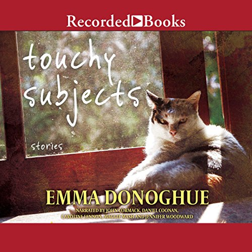Touchy Subjects audiobook cover art