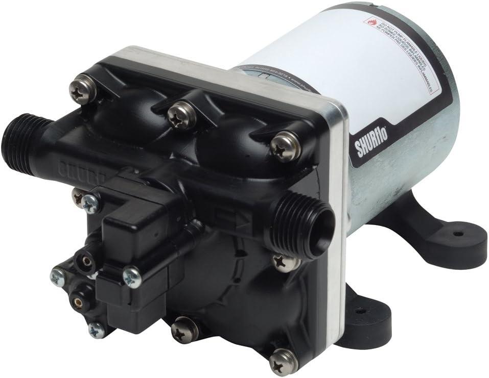 Shurflo 4028-100-E54 Revolution Bomba – 2.3 GPM, 12 VDC