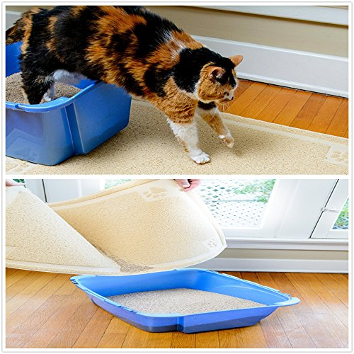 HAPPYCY『プレミアム猫砂取りマット』