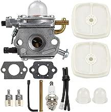 Hayskill C1U-K78 Carburetor for Echo PB200 PB201 ES210 ES211 PS200 EB212 SV212 Shredder Power Blower Zama Carb Replace A021000940 A021000941 A021000942