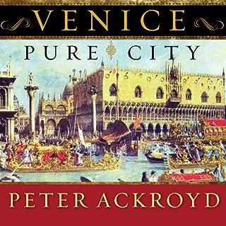 Venice audiobook cover art