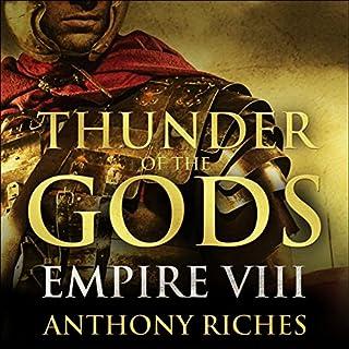 Thunder of the Gods cover art