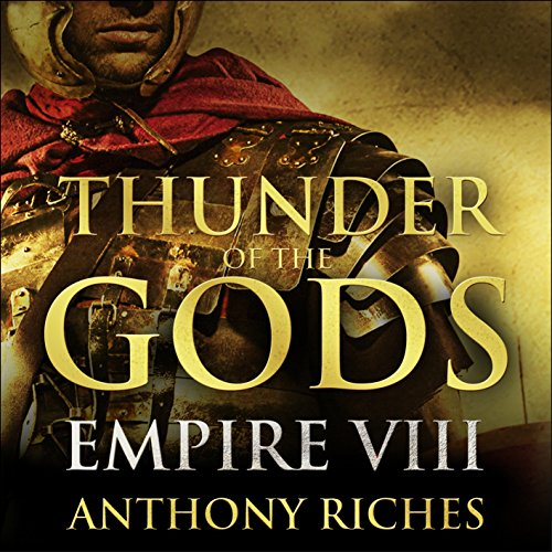 Thunder of the Gods audiobook cover art