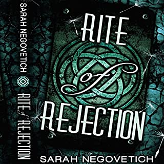 Rite of Rejection audiobook cover art